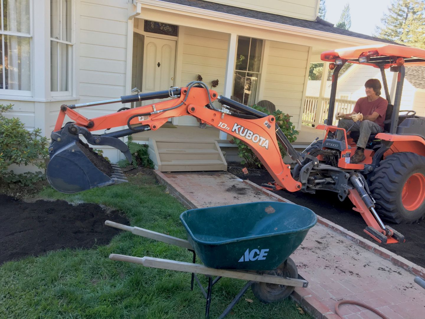 Hire Tractor Work in Sonoma County